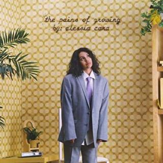 The Pains of Growing - Cara Alessiai [CD album]